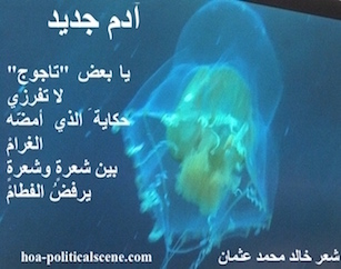 Exodus poetry by Khalid Mohammed Osman on beautiful and amazing underwater creation to print free posters.