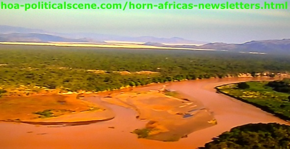 Horn Africas Newsletters: Humid and Fertile Omo Valley in East Africa