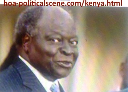 hoa-politicalscene.com - Kenya: Mwai Kibaki, the third president of Kenya, a picture from the archives.