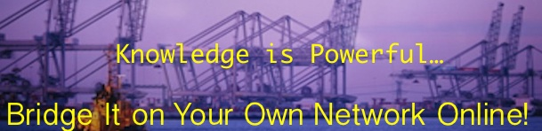 Knowledge is Powerful… Bridge It at HOA-PoliticalScene.com