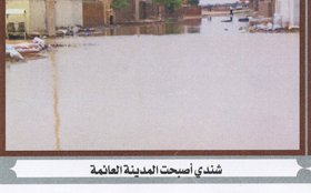 Sudan North Shandi Floods 7