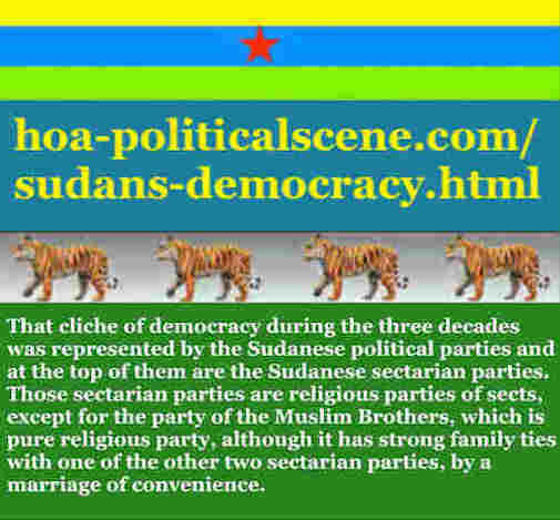 hoa-politicalscene.com/sudans-democracy.html - Sudans Democracy: A political quote by Sudanese columnist journalist and political analyst Khalid Mohammed Osman in English 4.