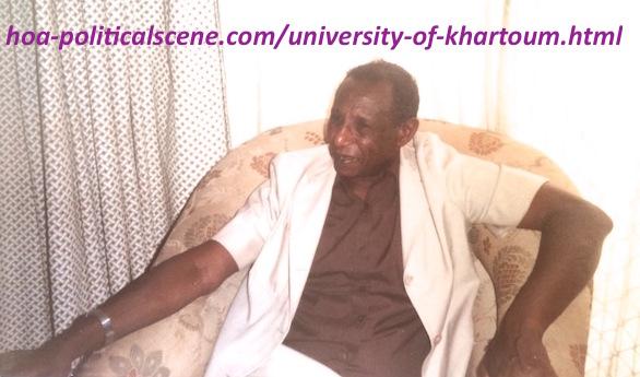 hoa-politicalscene.com/university-of-khartoum.html - University of Khartoum: Professor Abdullah Altayeb was one of the university administrators / directors.